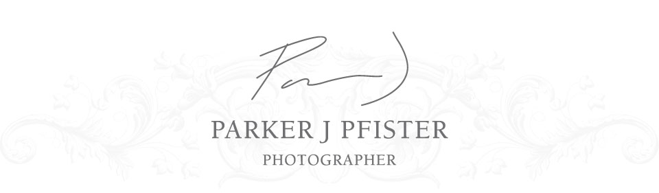 Parker J Photography Blog logo